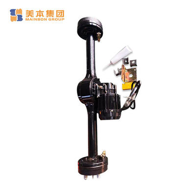 Custom Tricycle Parts Real Axle Kits With Motor