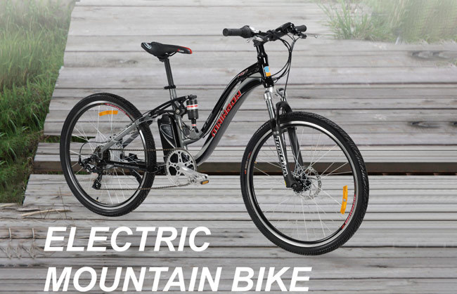 Mainbon e bike Catalog