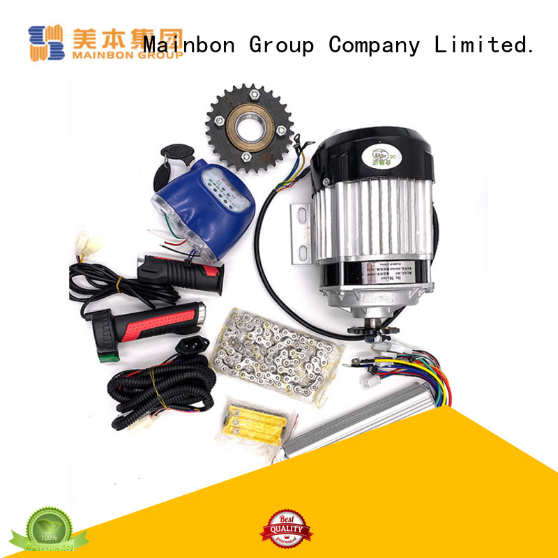 Mainbon Wholesale three wheel bicycle parts factory for adults