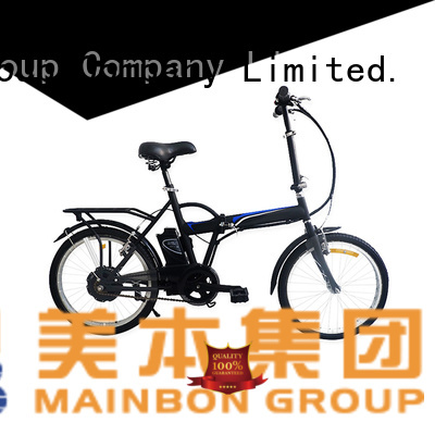 Mainbon top e bike store suppliers for ladies