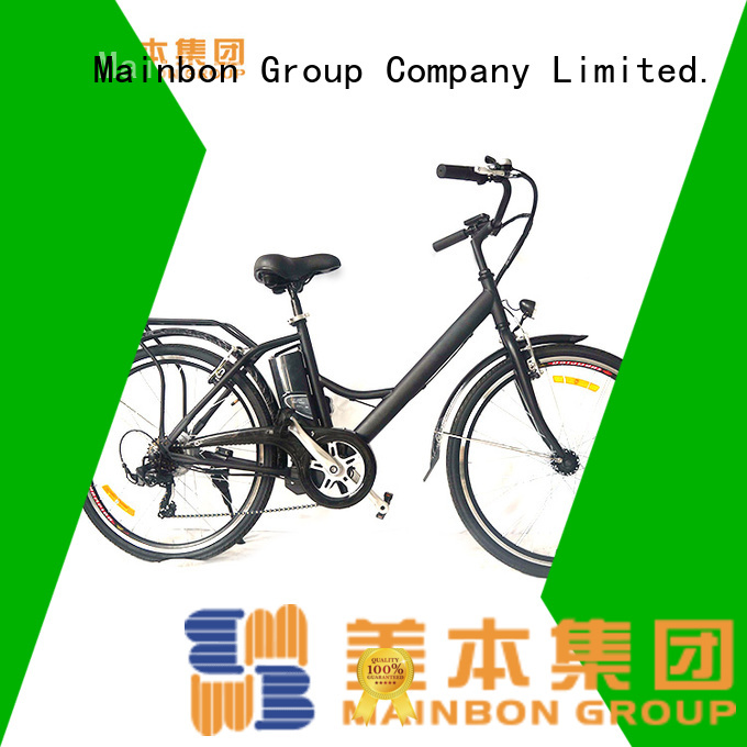 Mainbon Top electric bicycle hub motor manufacturers for hunting