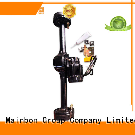 Mainbon datai electric tricycle kit manufacturers for men