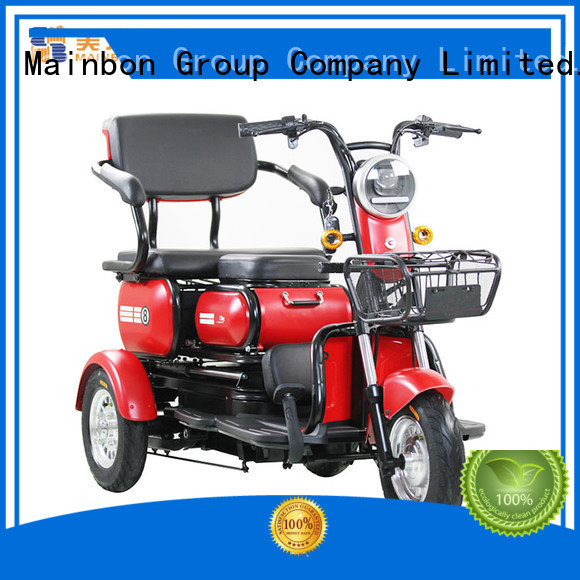 Mainbon New folding electric bike for sale supply for senior