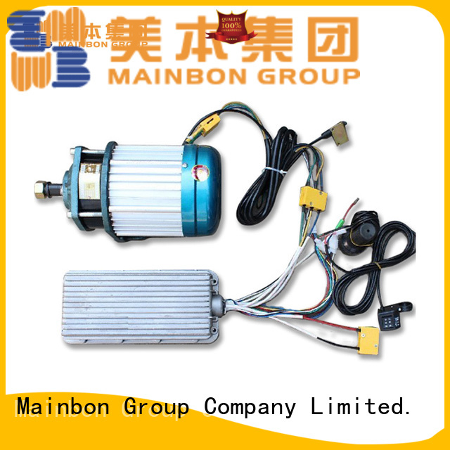 Mainbon battery trike spare parts company for adults
