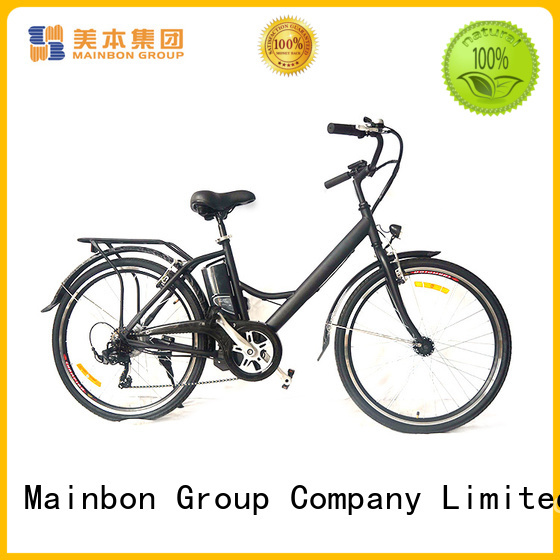 Mainbon city the cheapest electric bike suppliers for kids