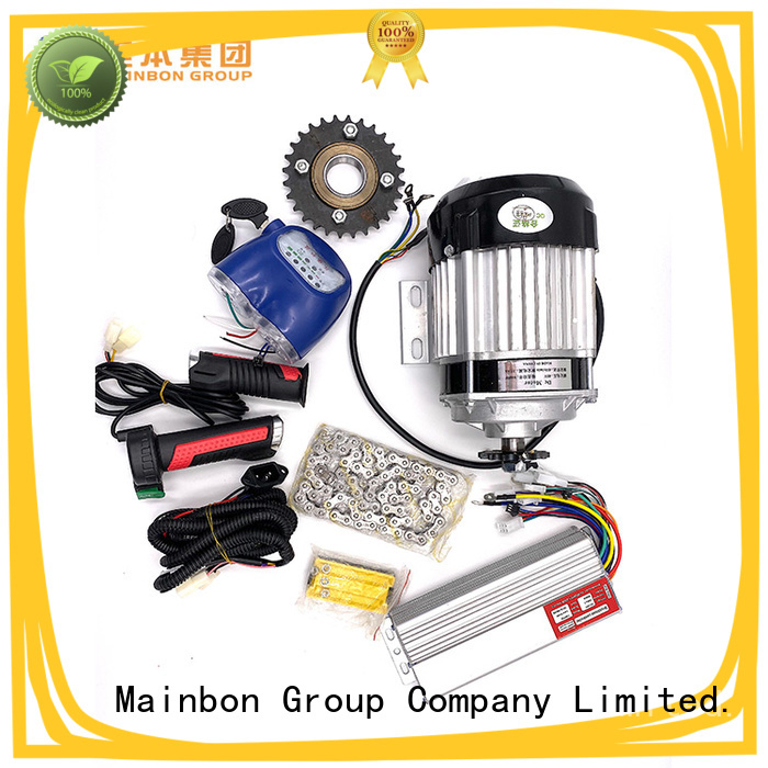 Mainbon Latest electric tricycle kit company for men