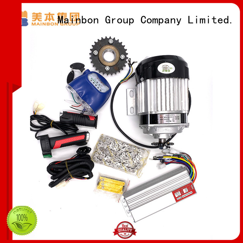 Mainbon package trike bicycle accessories supply for kids