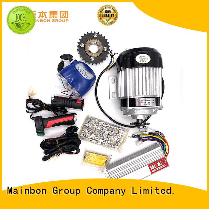 Mainbon transmission trike bike parts suppliers for senior
