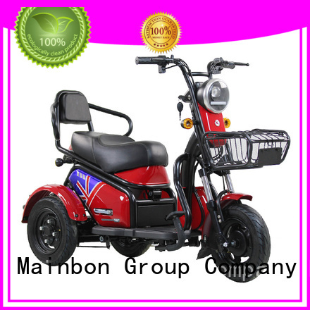 Best ladies electric bike tricycle for business for senior