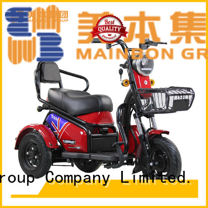 Mainbon s2 electric motor trike for business for senior