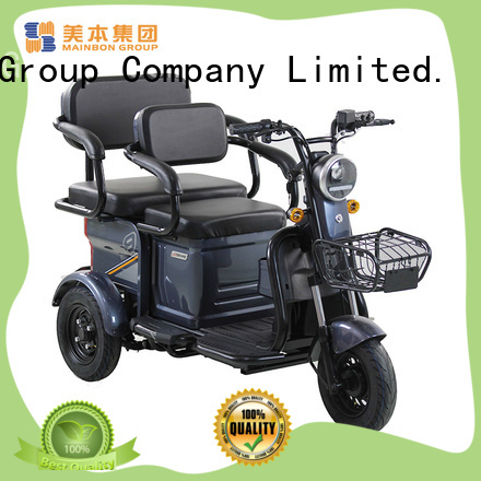 Mainbon elderly electric motor for bicycle company for men