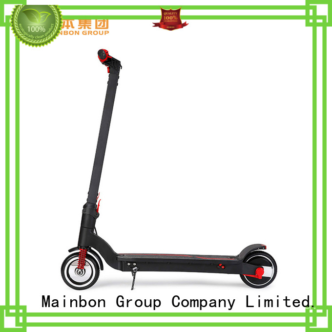 Mainbon Wholesale electric scooter for handicapped person supply for women