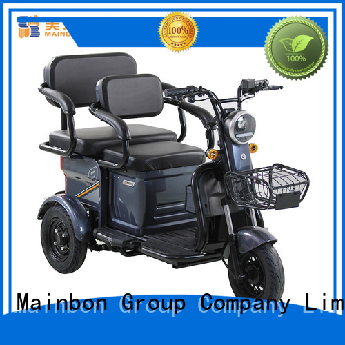 Mainbon Top 3 wheel motorized bicycle company for adults