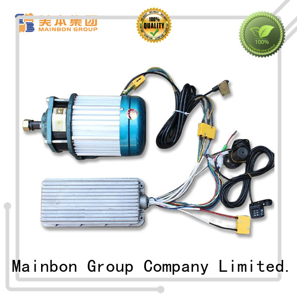Mainbon trike tricycle bike parts factory for senior