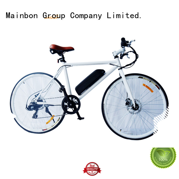 Mainbon Top electric bicycle price list manufacturers for kids