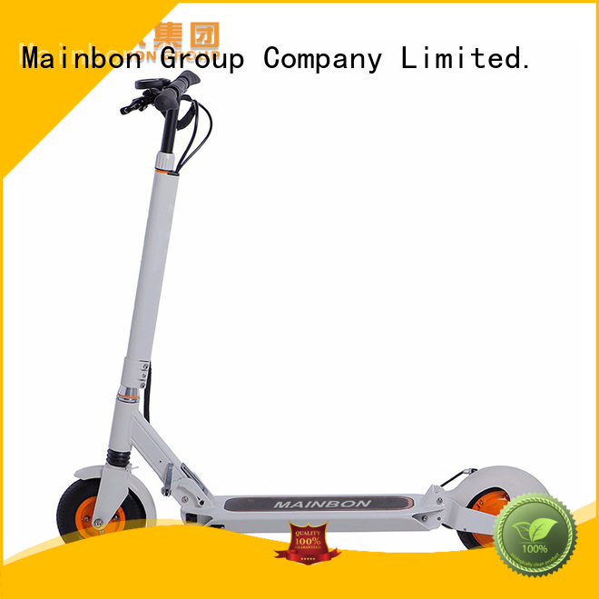 Mainbon Top me electric scooter price factory for adults
