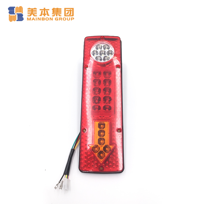 Tricycle E-rickshaw Spare Parts Functional Tail Light