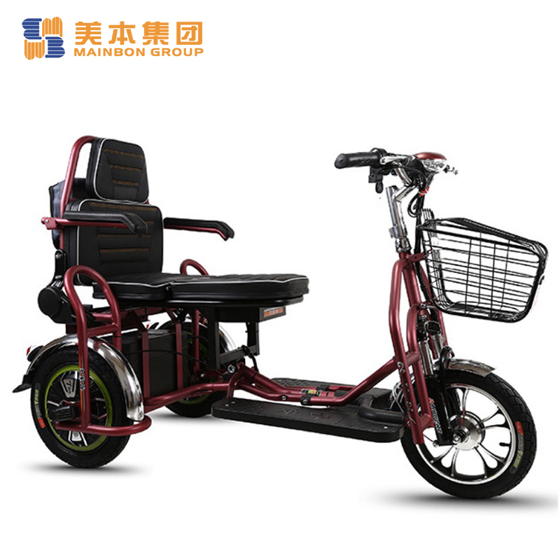 Fast Folding Cool Electric Bicycle with Battery Operated for Elderly