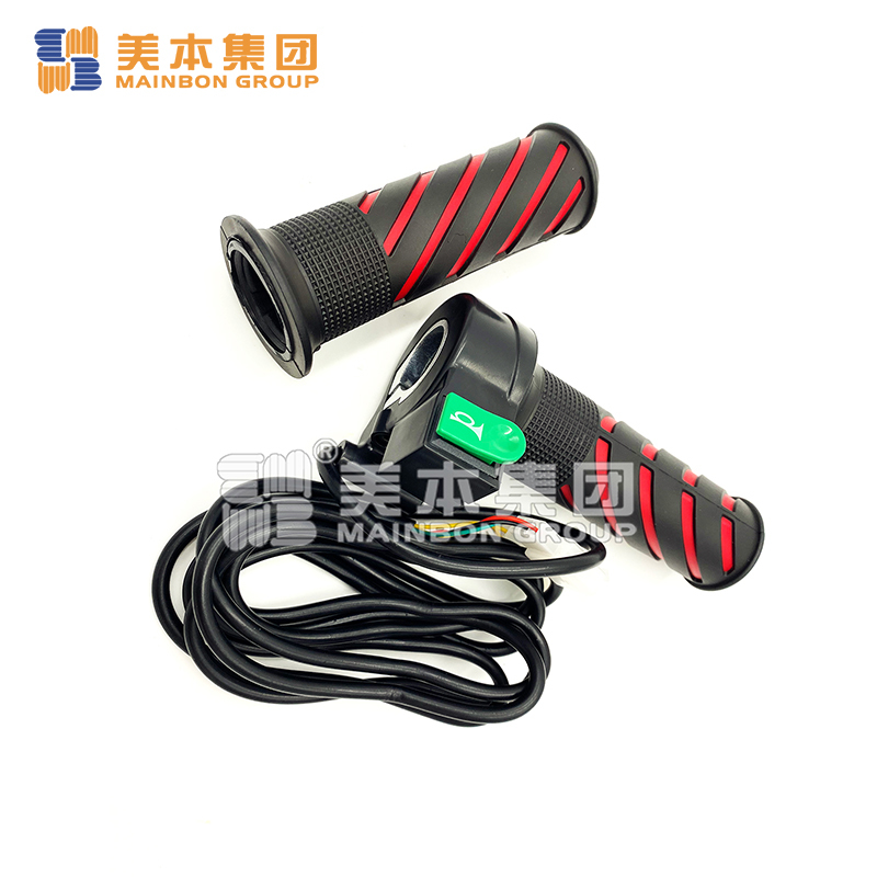 Electric Tricycle and Auto Rickshaw Spare Parts Red&black Pick Up
