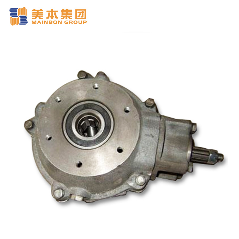 Electric Tricycle Parts Differential Assy Transmission Gear Box