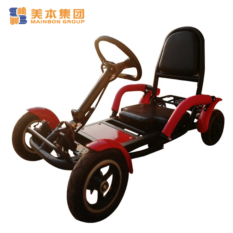 Pedal Professional Electric Go Kart Foldable for Kids 36v