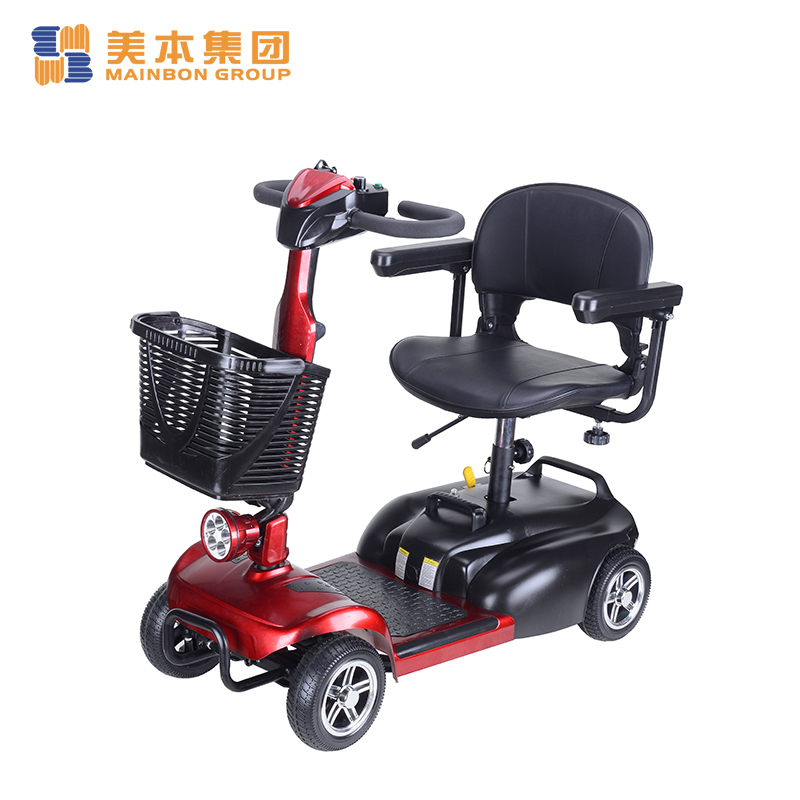 Best Electric Tricycle Folding Mobility Scooter for Elderly, Disabled