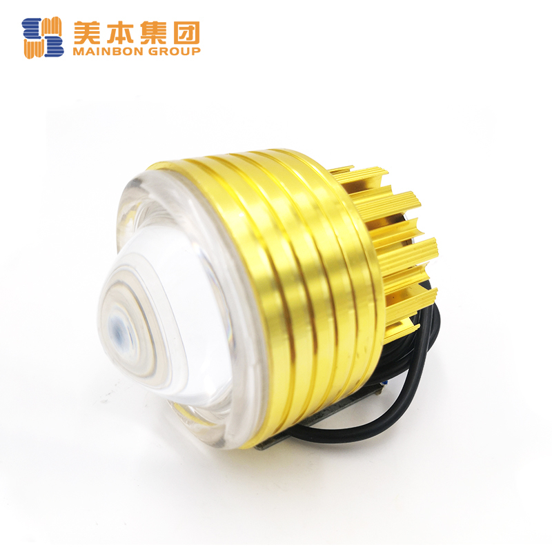 Tricycle Spare Parts Zoomable Focus Front Head LEDlight