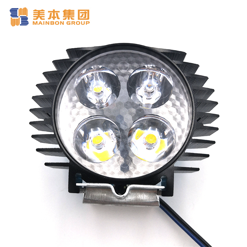 4Led  Electric Tricycle Lamp Light with Fog Light