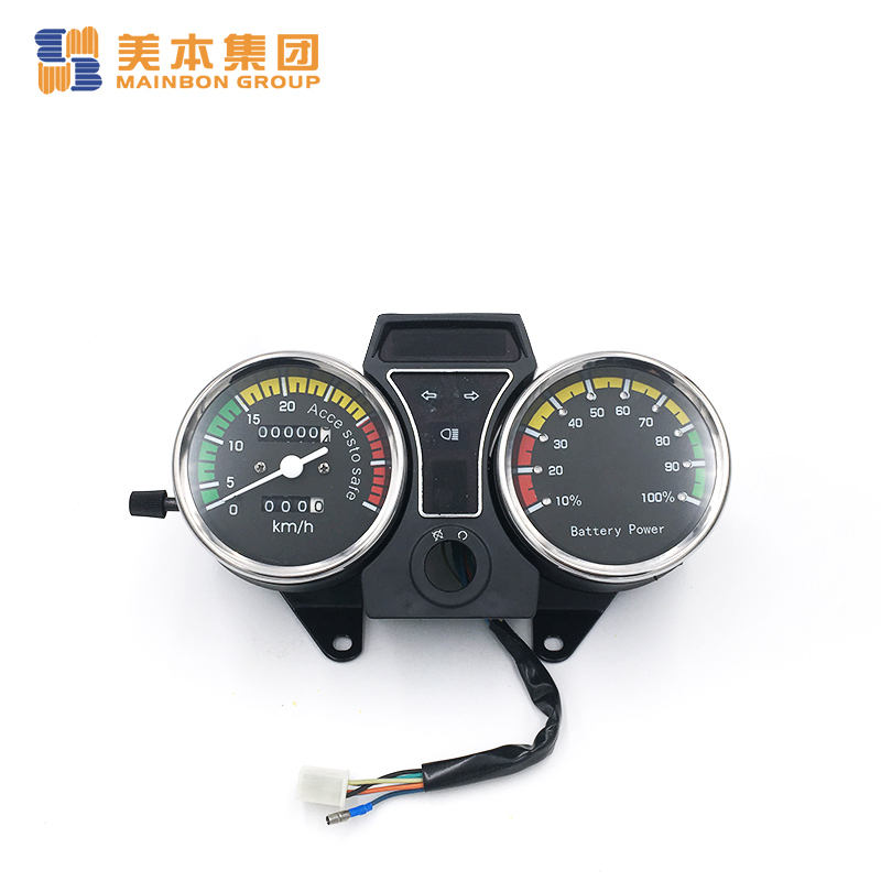 Tricycle Replacement Spare Parts 48V Mechanical Meter