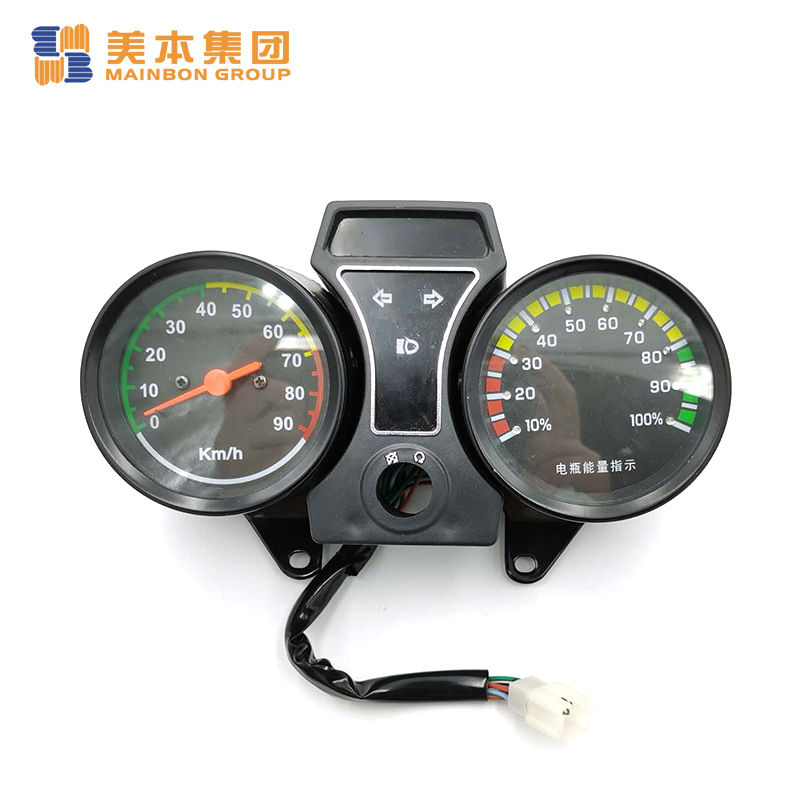 Motorcycle Electric Tricycle Parts Speed Digital Meter Indicator