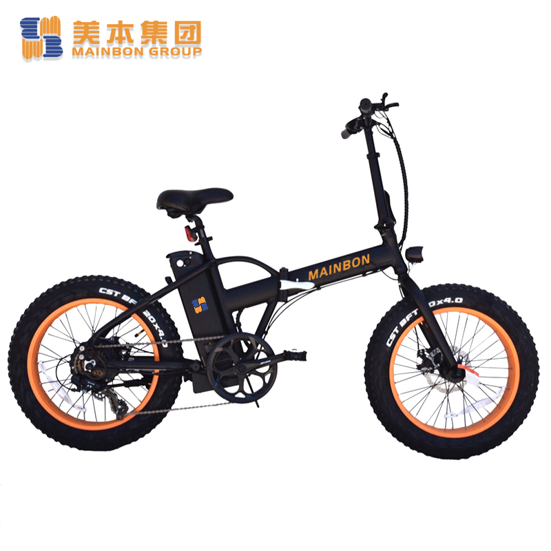 Best Selling Fat Tire Electric Bicycle 20 inch