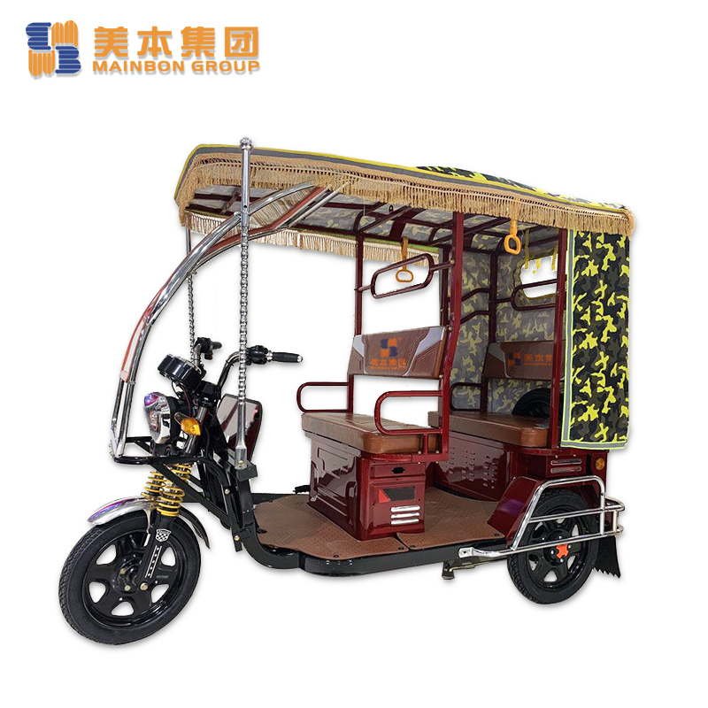 New Electric Tricycle Hot for Passengers Best Selling