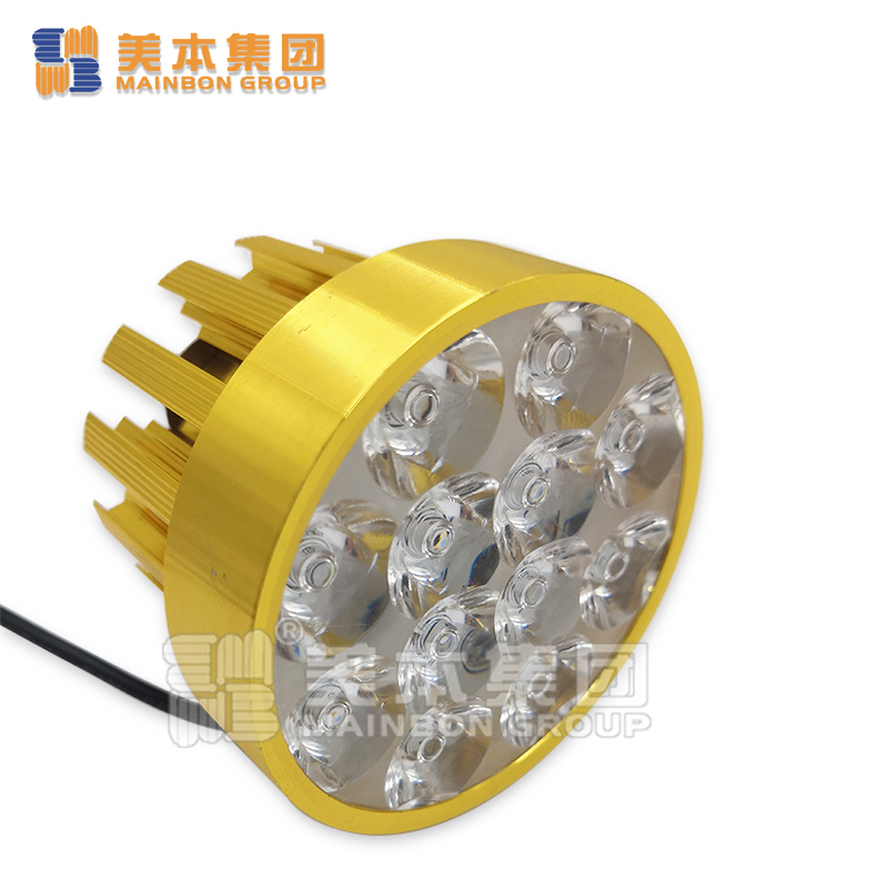 Led Fog Light Aluminium Material for Tricycle Parts Manufacturers
