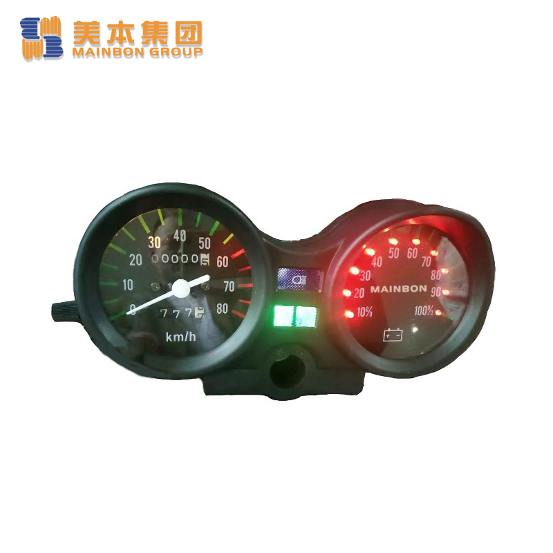 Electric Tricycle Parts Mechanical Speed Meter Speed Indicator