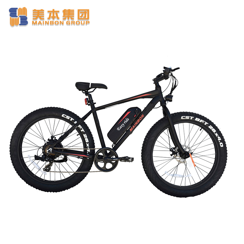 Most Popular Fat Tire 26 Inch Electric Bicycle Suppliers