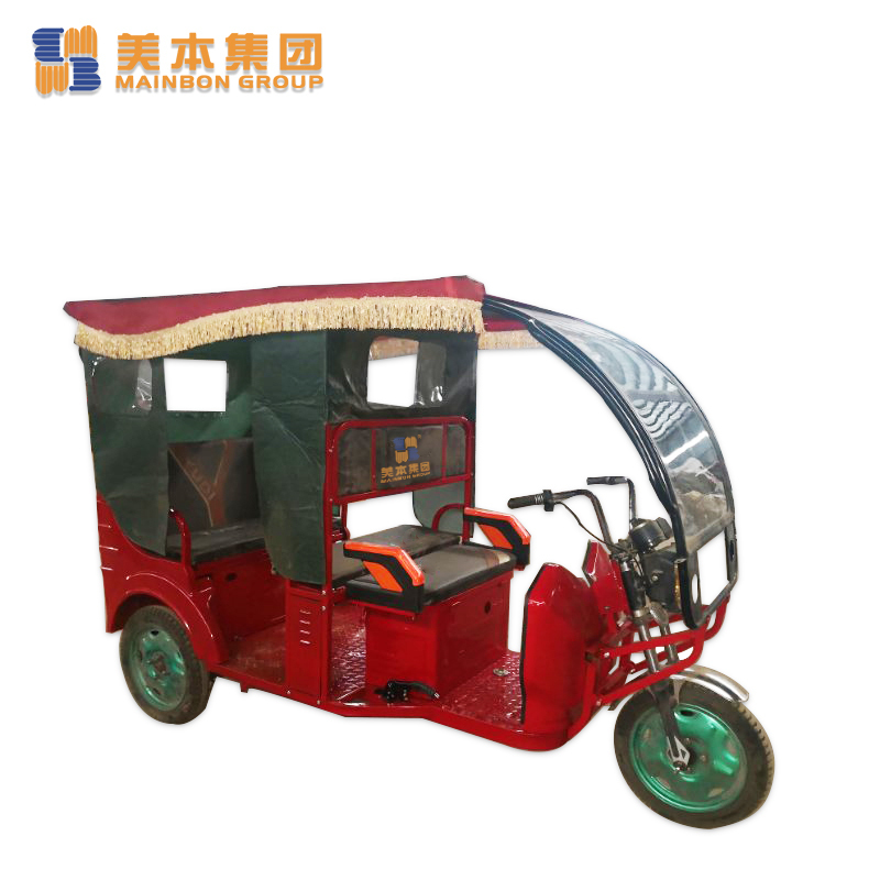 48v Powered Tricycle Electric Rickshaw for Passenger