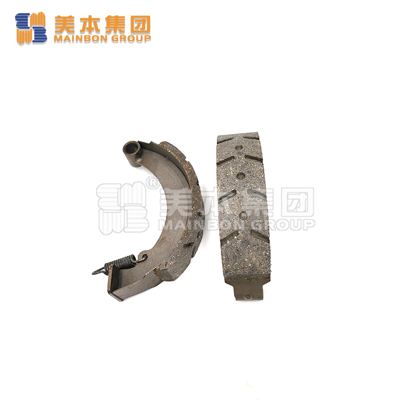 Electric Tricycle Parts Electric Rickshaw Parts Brake Shoe 130 160 180