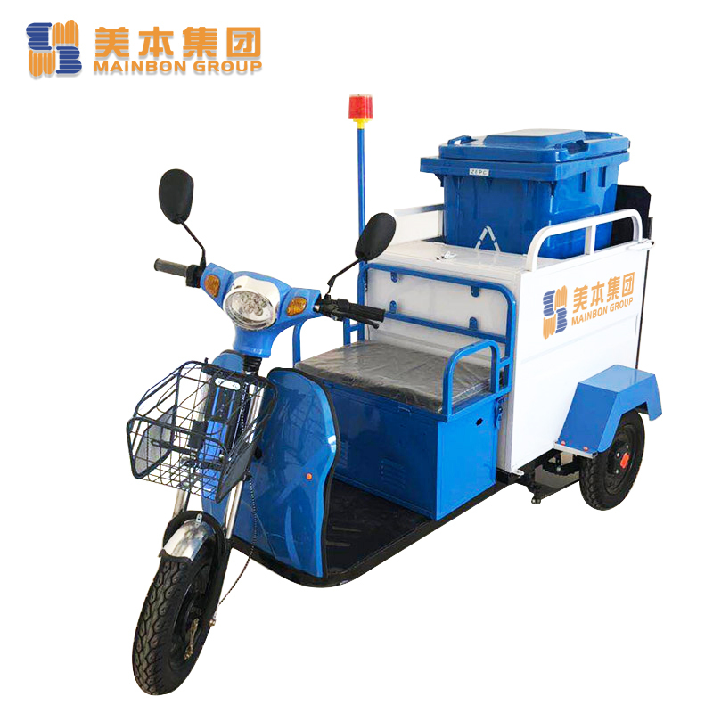 Waste Trash Collection Electric Bicycle Suppliers