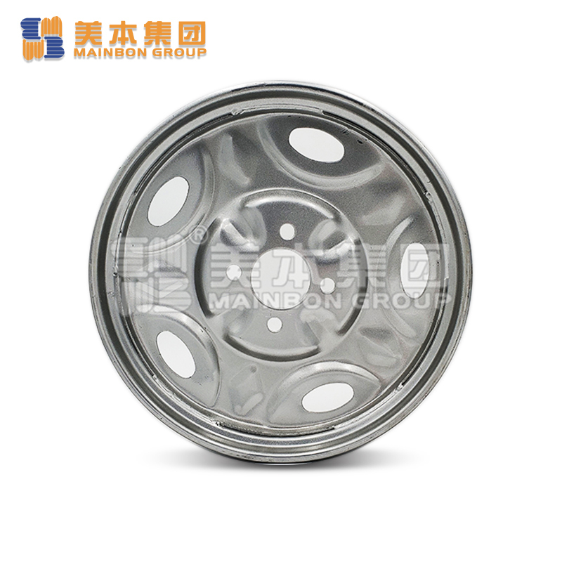 Tricycle Replacement Parts Steel Wheel Rim