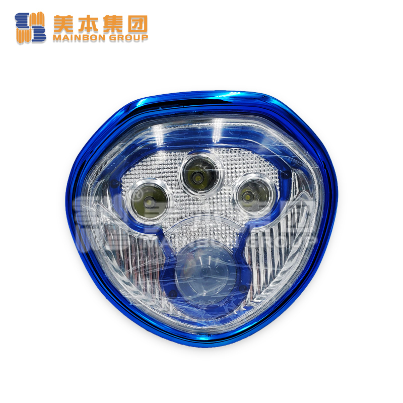 Custom Tricycle Spare Parts Electric Tricycle Headlight