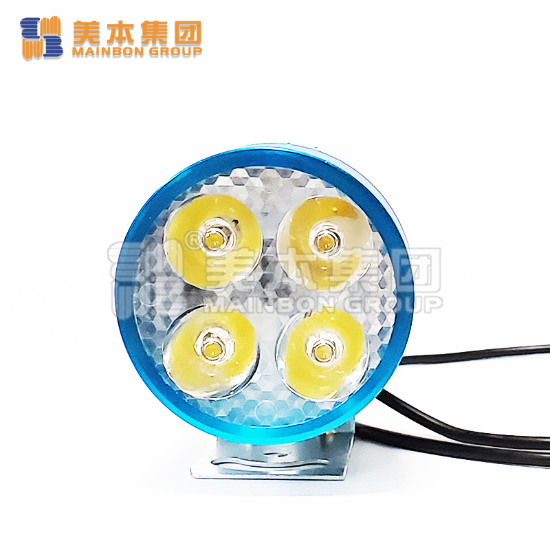 Tricycle Parts and Accessories 4 Led Light DC Power