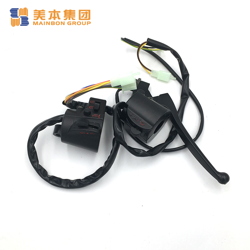 Electric Tricycle Electric Scooter Spare Parts Brake Handle Set