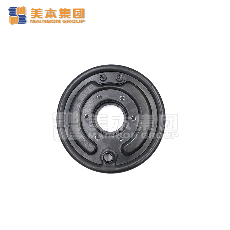 Electric Tricycle Parts Rear Axle Parts Brake Cover Supplier