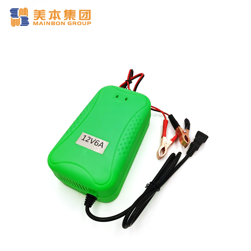 Electric Tricycle Parts Battery Charger for Lead Acid Battery