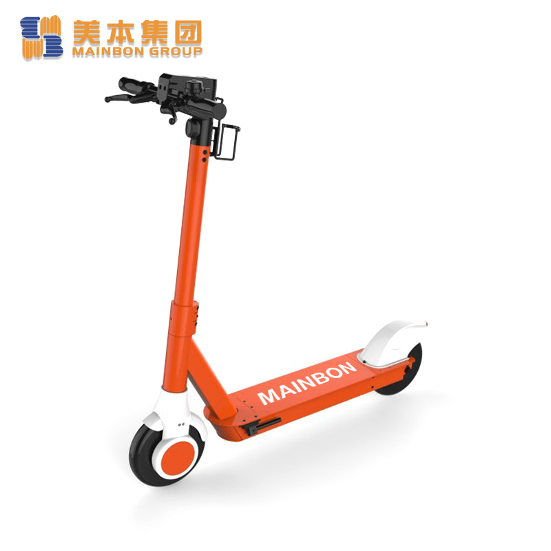 Portable Electric Scooter for Adults with Removable Lithium Battery