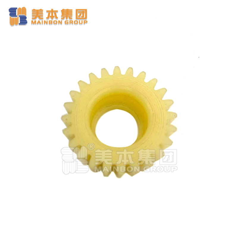 Electric Tricycle Parts Nylon Plastic Gear 24T 20MM For Electric Motor