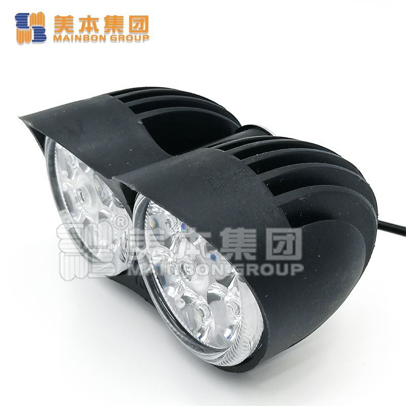 Electric Tricycle External Led Spotlight Sharp Eye Modified Headlight