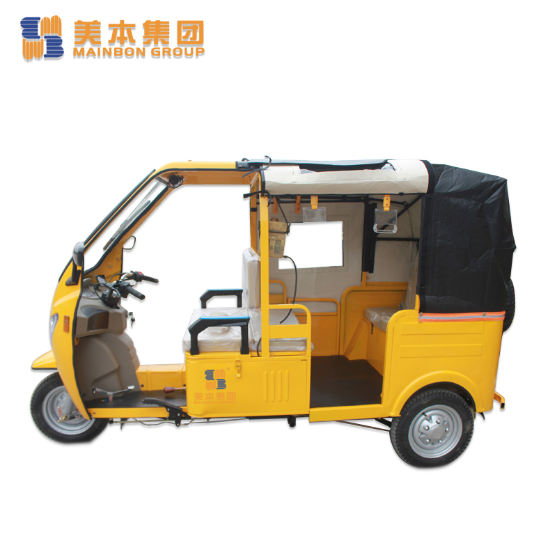 Gasoline Tricycle Auto Taxi Passenger Tricycle