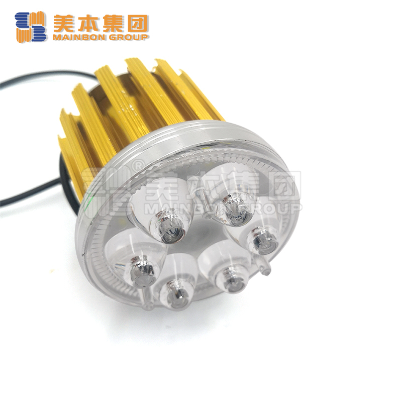 Electric Tricycle External 6led Spotlight with External L Lamp Holder