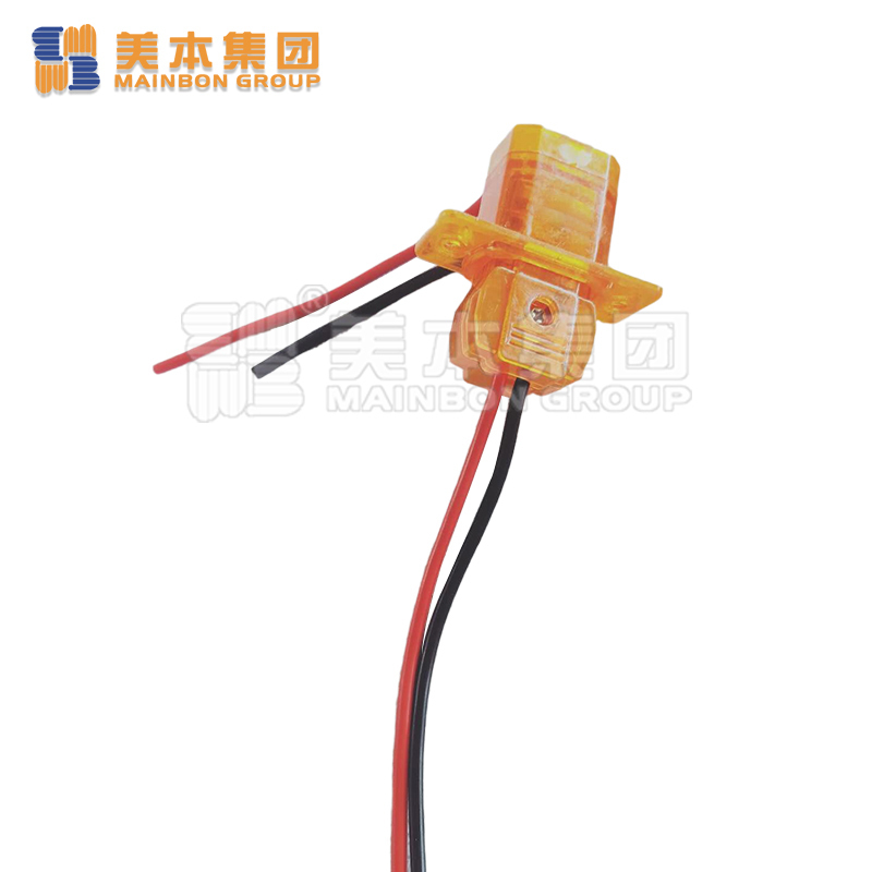 Electric Tricycle Parts Four-wheeler Parts High-power Water Battery Charging Socket